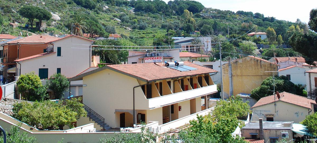 Hotel da Fine Isola d'Elba